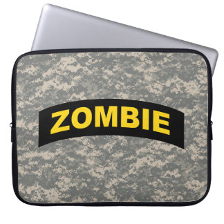 """15"""" Laptop Sleeve - Zombie Tab ACU"""