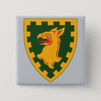 15th Military Police Brigade 15 Cm Square Badge