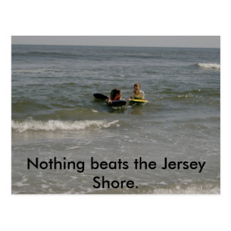 167, Nothing beats the Jersey Shore. Postcard
