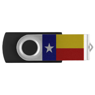 16 GB Romanian Texas Pride Flash Drive