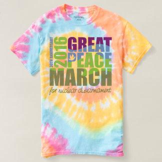 16GPMARTDT Rainbow Tie-Dye T-Shirt