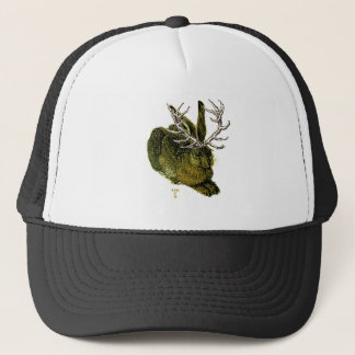 16th century Jackalope Trucker Hat
