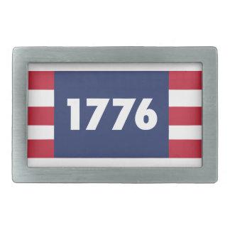 1776  Belt Buckle