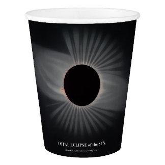 1800s Solar Eclipse Paper Cup