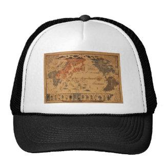 1850 Bankoku jinbutsu no zu People of many nations Trucker Hats
