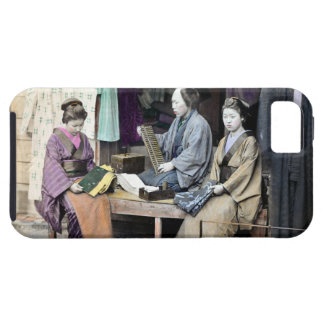 1870 Fabric Dealer of Japan iPhone 5 Cover