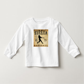 1879 Eureka California Baseball Toddler T-Shirt