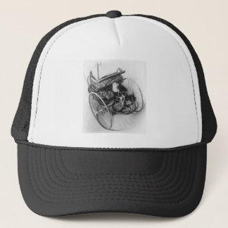 1885 Benz Motor-Wagen Trucker Hat