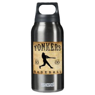 1886 Yonkers New York Baseball Insulated Water Bottle