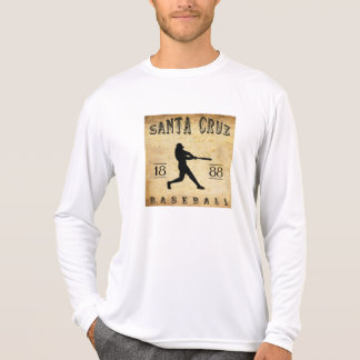 1888 Santa Cruz California Baseball T-Shirt