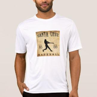 1888 Santa Cruz California Baseball T-Shirt