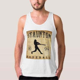 1894 Staunton Virginia Baseball Singlet