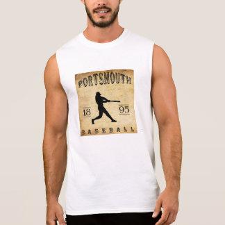 1895 Portsmouth Virginia Baseball Sleeveless Shirt