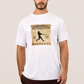 1897 Henderson Tennessee Baseball T-Shirt