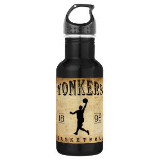 1898 Yonkers New York Basketball 532 Ml Water Bottle