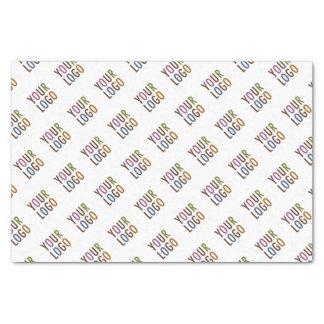 18lb Tissue Paper with Custom Logo Branding