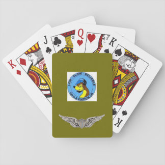 18th Aviation Otter Company Playing Cards