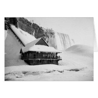 1901 Niagara Falls Greeting Card