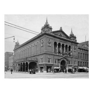 1902 Park Theatre Indianapolis Indiana Postcard