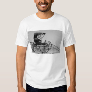 1910 Auto Seat Buggy Tone Vintage T-shirt