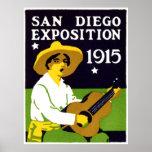 1915 San Diego Exposition Print