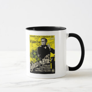 1920 Dr Jekyll and Mr Hyde Vintage Graphic Mug