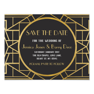 great gatsby party invitations announcements. Black Bedroom Furniture Sets. Home Design Ideas