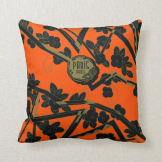 1925 Art Deco Paris France perfume Cushion