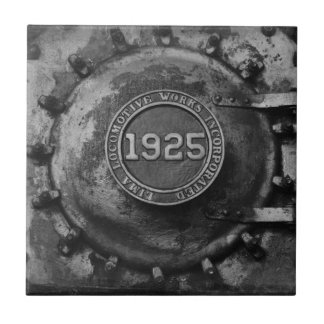 1925 Train Engine Tile