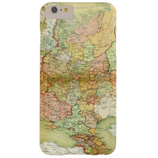 1928 Map of Old Soviet Union USSR Russia Barely There iPhone 6 Plus Case