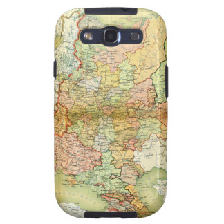 1928 Map of Old Soviet Union USSR Russia Samsung Galaxy SIII Covers