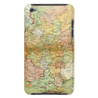 1928 Map of Old Soviet Union USSR Russia Barely There iPod Case