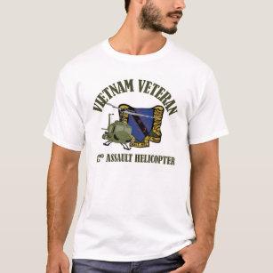 192nd AHC Huey Gunship T-Shirt