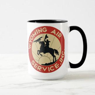 1930 Wyoming Air Service Mug