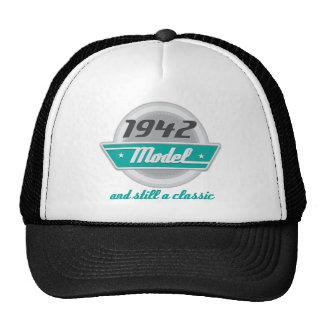 1942 Model and Still a Classic Cap
