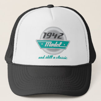 1942 Model and Still a Classic Trucker Hat