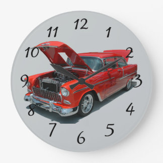 1950's Era Chevrolet Belair clock