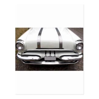 1950s Pontiac Postcard