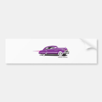1951 Buick Super Riviera Bumper Sticker