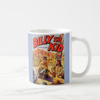 1955 Billy the Kid Western Annual cover Coffee Mug