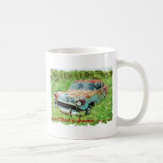 1955 Chevrolet 2Door. Coffee Mug