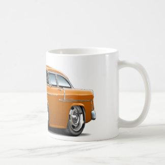 1955 Chevy Belair Orange Car Coffee Mug