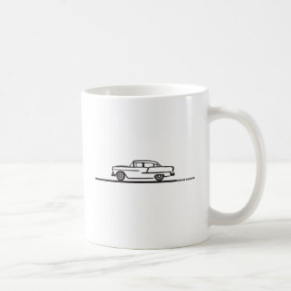1955 Chevy Four Door Coffee Mug