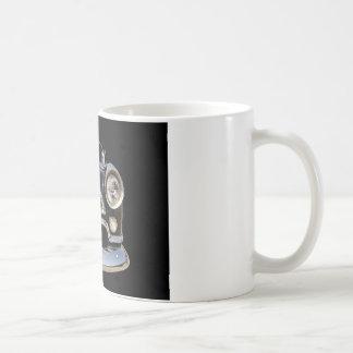 1955 chrysler front end em coffee mug