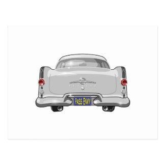 1955 Pontiac Star Chief Postcard