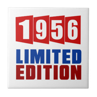 1956 Limited Edition Small Square Tile