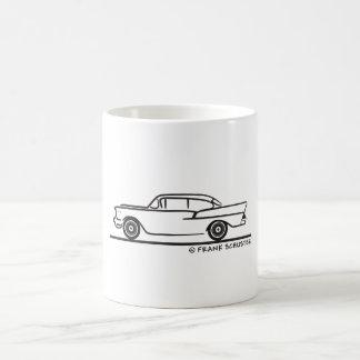 1957 Chevrolet Sedan Two Door 5-10 Coffee Mug