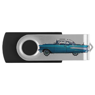 1957 Chevy BelAire classic car USB drive