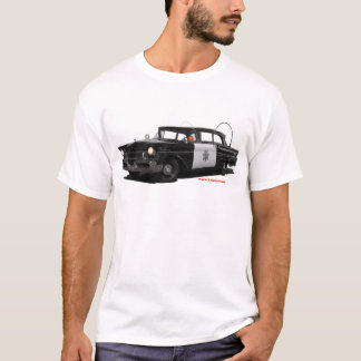 1957-mercury-monterey-highway-patrol-car T-Shirt