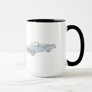 1960 Chevy Impala Mug